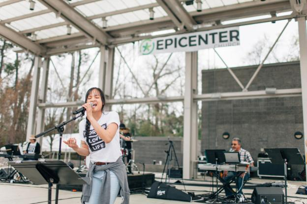 Hop In The Park--EPICENTER